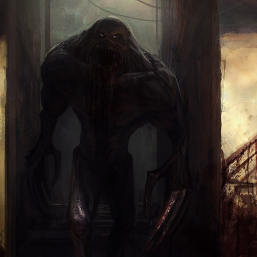 Monster in the Alley