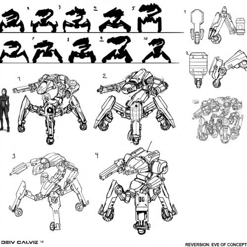 Reversion_SpiderCobra_Study_130714