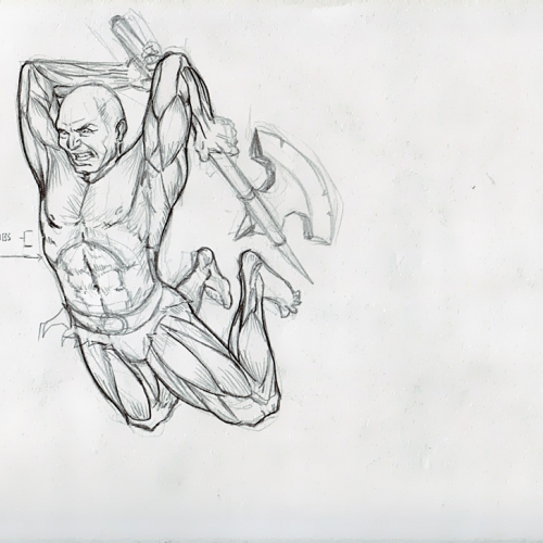Anatomy Study 011